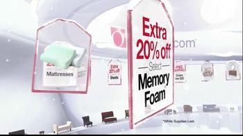 Overstock.com Annual White Sale TV Spot  - Thumbnail 2