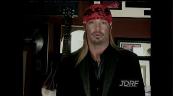 JDRF TV Spot Featurng Bret Michaels - 4 commercial airings