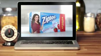 Ziploc Double Zipper TV Spot, 'Fresh Forward' Featuring Rachael Ray - Thumbnail 10