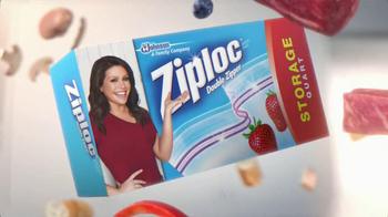 Ziploc Double Zipper TV Spot, 'Fresh Forward' Featuring Rachael Ray - Thumbnail 6