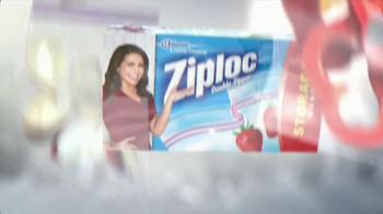 Ziploc Double Zipper TV Spot, 'Fresh Forward' Featuring Rachael Ray - Thumbnail 9