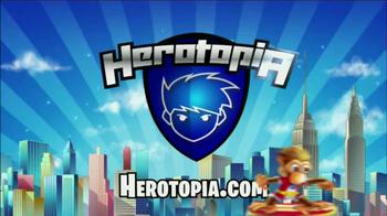 Herotopia.com TV Spot, 'Calling All Heroes' - Thumbnail 8