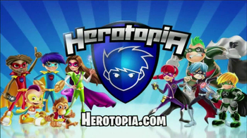 Herotopia.com TV Spot, 'Calling All Heroes' - 1125 commercial airings