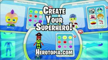 Herotopia.com TV Spot, 'Calling All Heroes' - Thumbnail 3