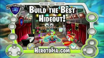 Herotopia.com TV Spot, 'Calling All Heroes' - Thumbnail 4