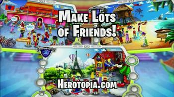 Herotopia.com TV Spot, 'Calling All Heroes' - Thumbnail 5