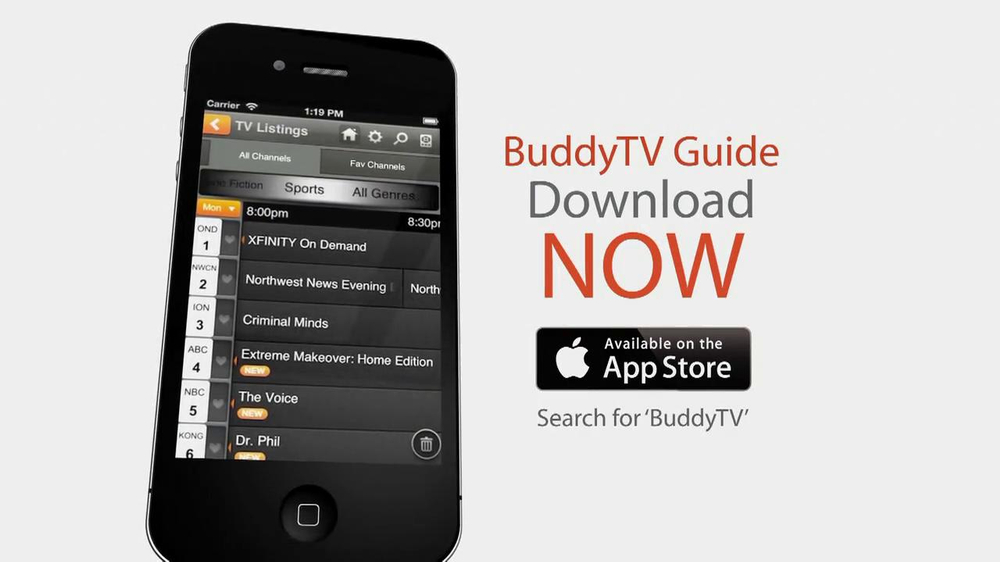 Buddy TV App TV Commercial - iSpot.tv