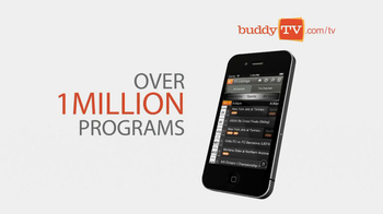 Buddy TV App TV Spot  - Thumbnail 3