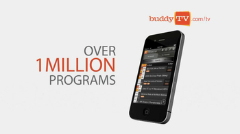 Buddy TV App TV Spot  - Thumbnail 4
