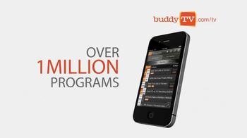 Buddy TV App TV Spot  - Thumbnail 4