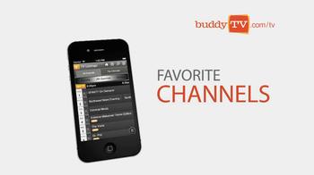 Buddy TV App TV Spot  - Thumbnail 5