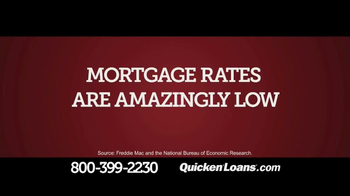 Quicken Loans YOURgage TV Spot, 'Mortgage Rates' - Thumbnail 1