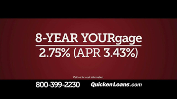 Quicken Loans YOURgage TV Spot, 'Mortgage Rates' - Thumbnail 2