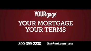 Quicken Loans YOURgage TV Spot, 'Mortgage Rates' - Thumbnail 5