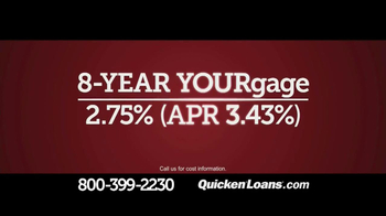 Quicken Loans YOURgage TV Spot, 'Mortgage Rates' - Thumbnail 6