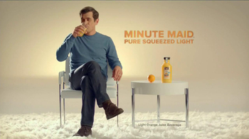 Minute Maid TV Spot 'Look Better Naked' Feat. Ty Burrell - Thumbnail 1