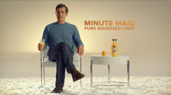 Minute Maid TV Spot 'Look Better Naked' Feat. Ty Burrell - Thumbnail 2