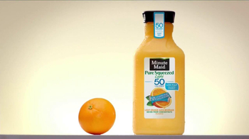 Minute Maid TV Spot 'Look Better Naked' Feat. Ty Burrell - Thumbnail 3