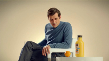 Minute Maid TV Spot 'Look Better Naked' Feat. Ty Burrell - Thumbnail 5