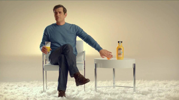 Minute Maid TV Spot 'Look Better Naked' Feat. Ty Burrell