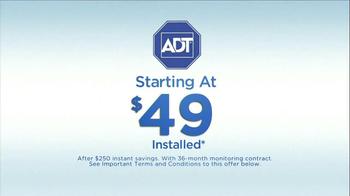 ADT TV Spot, 'Top Priority' - Thumbnail 1