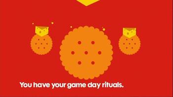 Ritz Crackers TV Spot 'Game Day Rituals' - Thumbnail 5