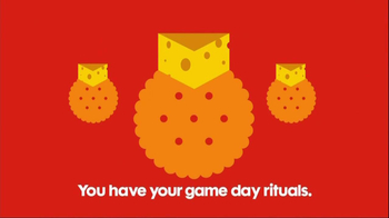 Ritz Crackers TV Spot 'Game Day Rituals'