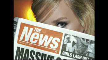 Rimmel London ScandalEyes TV Spot, 'Obscene Coverage'