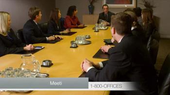 Regus TV Spot, 'Double Up: Meeting' - Thumbnail 9