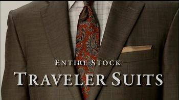 JoS. A. Bank TV Spot, 'Traveler's Collection Sale' - Thumbnail 3