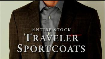 JoS. A. Bank TV Spot, 'Traveler's Collection Sale' - Thumbnail 4