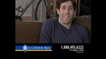 Le Cordon Bleu TV Spot, 'TV Commercial' - Thumbnail 4