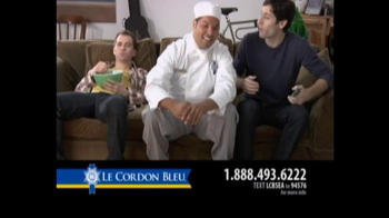 Le Cordon Bleu TV Spot, 'TV Commercial' - Thumbnail 6