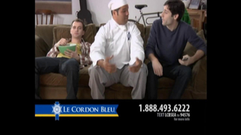 Le Cordon Bleu TV Spot, 'TV Commercial'