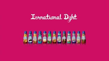 International Delight Hazelnut TV Spot, 'Bouncer' - Thumbnail 10