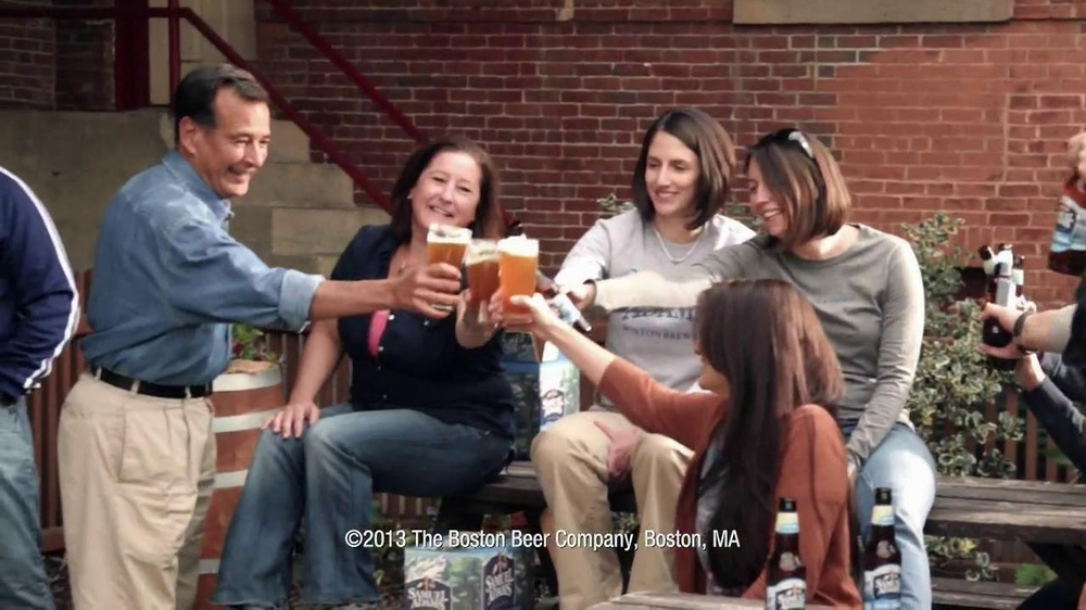 Samuel Adams Season Brew Alpine Spring TV Commercial, Song by Tim McMorris