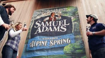 Samuel Adams Season Brew Alpine Spring TV Spot, Song by Tim McMorris - Thumbnail 2