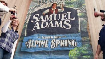 Samuel Adams Season Brew Alpine Spring TV Spot, Song by Tim McMorris - Thumbnail 3