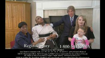 Fieger Law TV Spot, 'Baby'