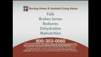 Sokolove Law TV Spot, 'Nursing Home and Assisted Living Abuse' - Thumbnail 6