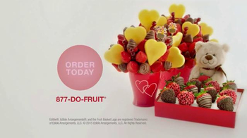 Edible Arrangements TV Spot, 'Valentine's Day' - Thumbnail 10