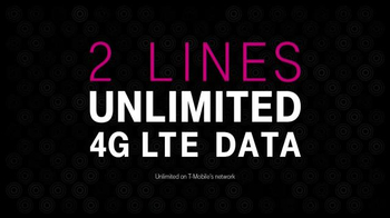 T-Mobile Unlimited 4G LTE Data TV Spot, 'Add the Family' - Thumbnail 9