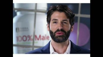 Thera Botanics 100% Male TV Spot, 'Satisfacción' [Spanish]