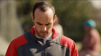 Wells Fargo TV Spot, 'Done Soccer: Nicknames' Featuring Landon Donovan - Thumbnail 3
