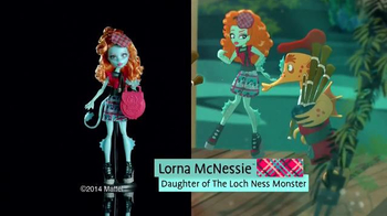 Monster High TV Spot, 'Ghouls Switch Schools' - Thumbnail 4