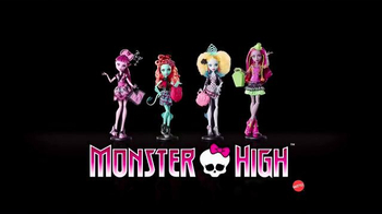 Monster High TV Spot, 'Ghouls Switch Schools' - Thumbnail 9