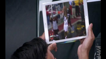 XFINITY X1 Triple Play TV Spot, 'Experience the Most Live Sports Ever' - Thumbnail 5