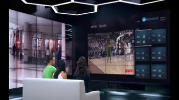 XFINITY X1 Triple Play TV Spot, 'Experience the Most Live Sports Ever' - Thumbnail 6