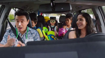 2015 Toyota Sienna TV Spot, 'Sienna Dive-In' - 99 commercial airings