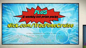 TracFone TV Spot, 'The SpongeBob Movie: Sponge Out of Water: Sweepstakes' - Thumbnail 5